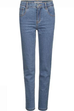 Name It Jeans frose Dnmcece 2394 Hw Mom Noos Denim / Jeans/Bleu Moyen (Jeans)