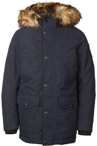 Jack & Jones Jas sky Parka Jacket Jr Donkerblauw