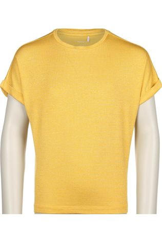 Name It T-Shirt fkyrra Ss Noos dark yellow