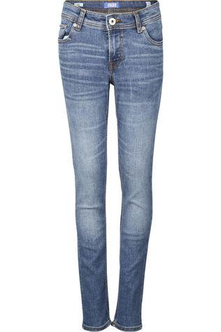Jack & Jones Jeans iglenn Jjoriginal Am 814 Noos Jr Denim / Jeans/Middenblauw (Jeans)
