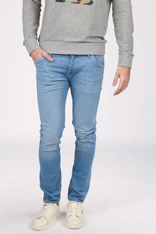 Jack & Jones Jeans Jjiglenn Jjfox Agi 404 Bleu Clair/Denim / Jeans