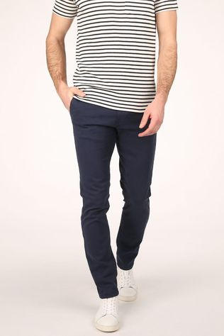 Jack & Jones Trousers Jjimarco Jjfred dark blue