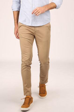 Jack & Jones Trousers Jjimarco Jjfred Sand Brown