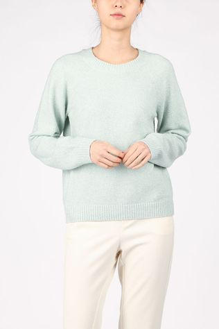 Vero Moda Pullover doffylurex Ls O-Neck Rep light green