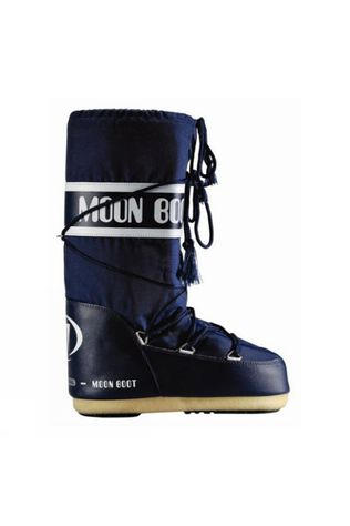 Moon Boot Moonboot Nylon Bleu Marin