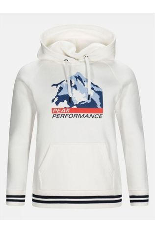 Peak Performance Pullover W Seaorigh white