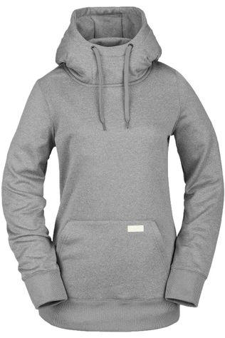 Volcom Pullover Yerba Pullover Fleece Light Grey Marle