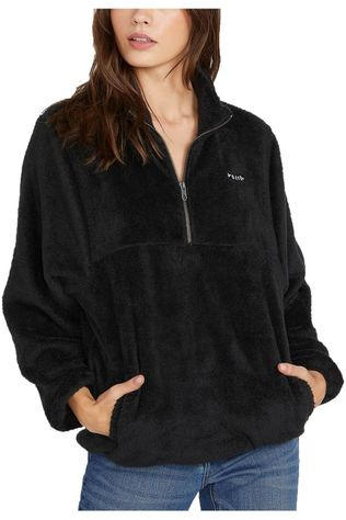Volcom Fleece Pheeling Phuzzy black