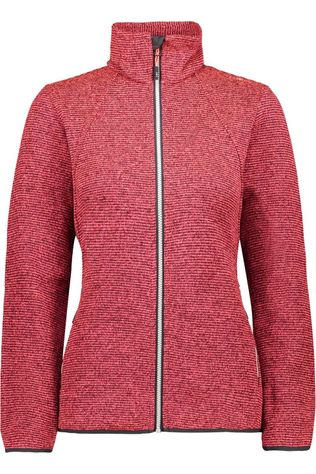 CMP Polaire Woman Jacket Knitted Fuchsia