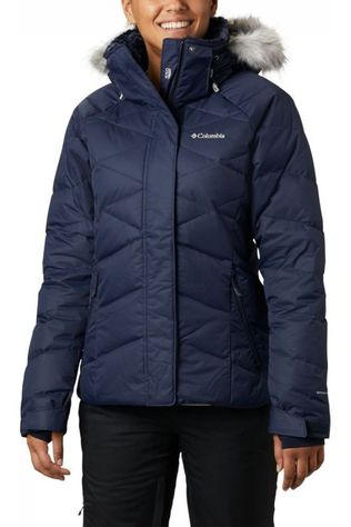 Columbia Coat Lay D Down dark blue