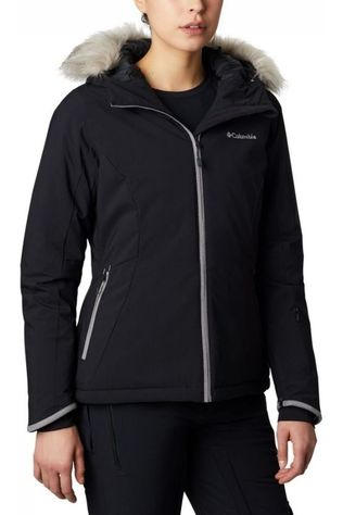 Columbia Manteau Alpine Slide Noir/Gris Clair