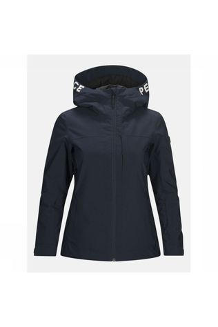 Peak Performance Manteau W Riderskij marine