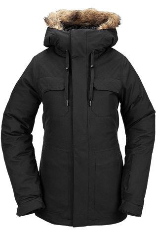 Volcom Coat Shadow Ins black