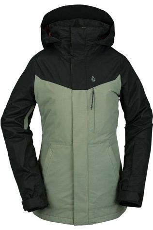 Volcom Coat Pine 2L Tds black/light green