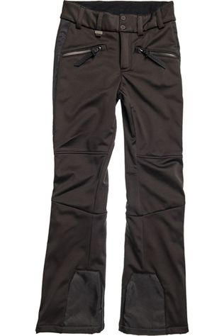 Superdry Trousers Nu Slalom Slim Noir