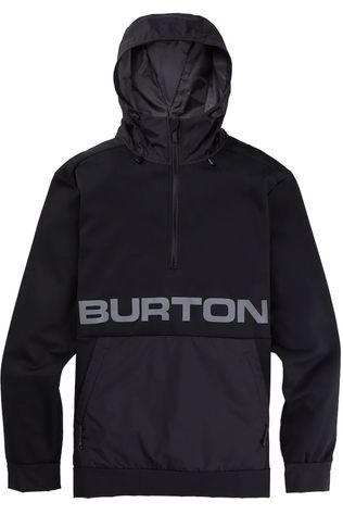Burton Pull Crown Wpf Performance Pullover Noir
