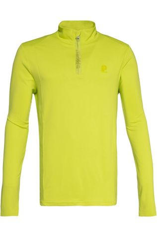 Protest Polaire Will  1/2 Zip Jaune