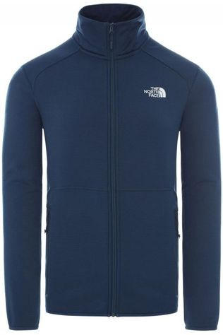 The North Face Fleece Quest Fz dark blue