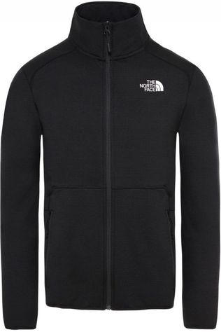 The North Face Fleece Quest Fz black