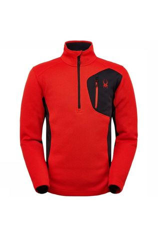 Spyder Fleece Bandit Hz Rood