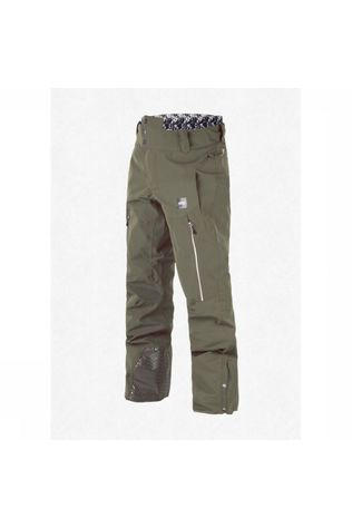 Picture Organic Clothing Ski Pants Object dark khaki