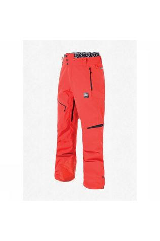 Picture Organic Clothing Ski Pants Track red