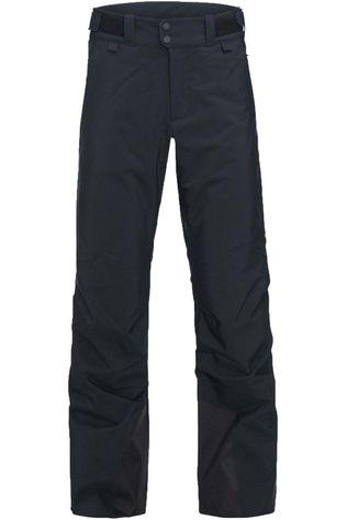 Peak Performance Pantalon De Ski M Maroon Pants Noir