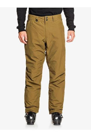 Quiksilver Skibroek Estate Pant Middenkaki