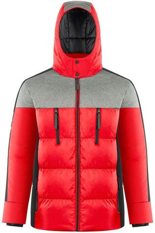 Poivre Blanc Doudoune Jacket Heat Generating Down Rouge
