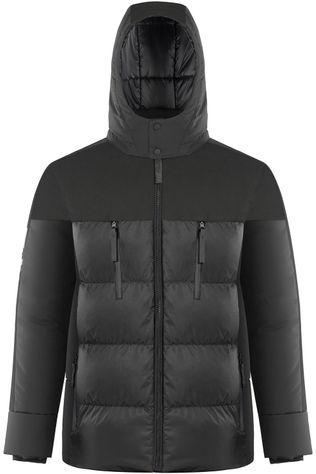 Poivre Blanc Doudoune H-Synthetic Down Jacket Noir