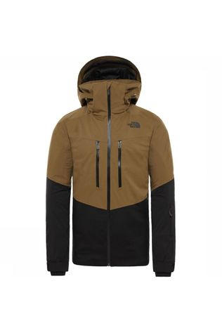 The North Face Jas Chakal Donkerkaki/Zwart