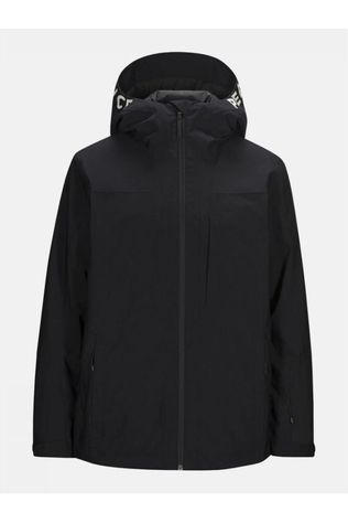Peak Performance Coat Riderskij black