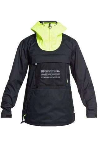 DC Coat Asap Anorak black/yellow