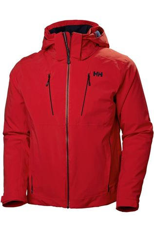 Helly Hansen Manteau Alpha 3.0 Rouge