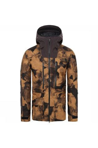 The North Face Manteau Steep Ceptor Futurelight Kaki Moyen/Ass. Camouflage