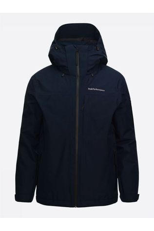 Peak Performance Manteau Maroon Gore-Tex Bleu