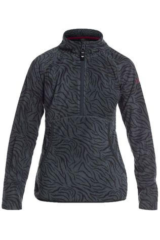 Roxy Fleece Cascade Girl Donkergrijs/Assorti / Gemengd