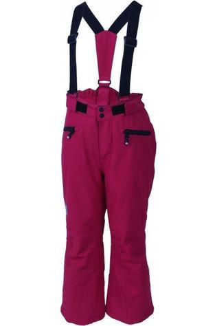 Color Kids Ski Pants Sanglo G dark pink