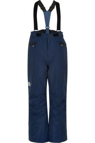 Color Kids Ski Ski W/Pockets, Af 10.000 dark blue