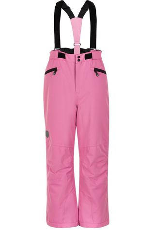 Color Kids Pantalon De Ski Ski W/Pockets Af 10.000 Rose Clair