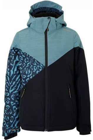 Brunotti Coat Sheerwater Jr Light Blue/Petrol
