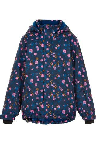 Color Kids Manteau Ski Aop, Af 10.000 BLEU MIDI