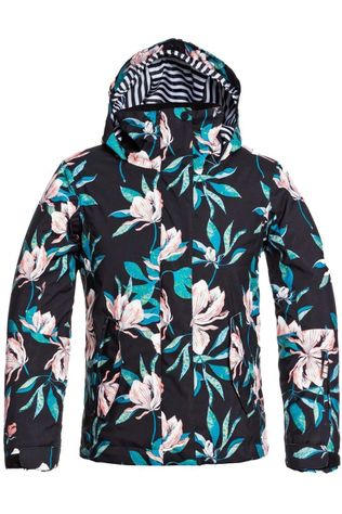 Roxy Manteau Jetty Girl Jk Noir/Assorti / Mixte