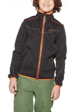 Protest Fleece Fort 19 Jr Zwart