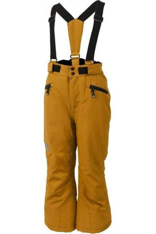 Color Kids Ski Pants Sanglo B yellow