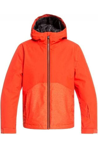 Quiksilver Coat Sierra red