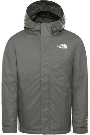 The North Face Jas Y Snowquest Middenkaki