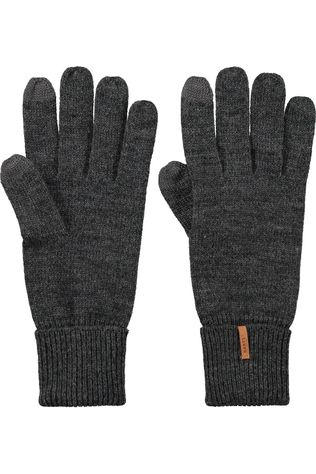 Barts Glove Barts Soft Touch Gloves dark grey