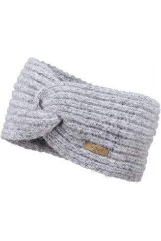 Barts Headband Desire Light Grey Marle