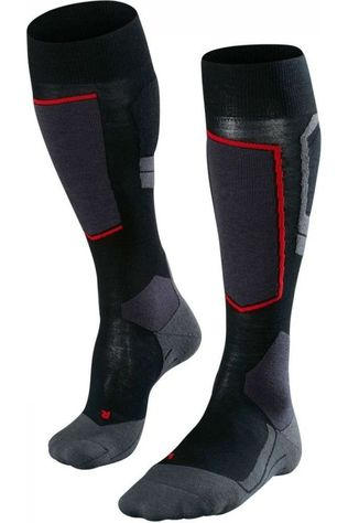 Falke Ski Sock Sk4 Wool black/red